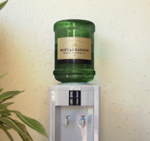private label water cooler bottles moet and chandon 300x282 Private Label Water Cooler Bottles | Moet & Chandon