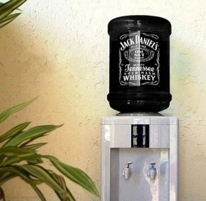 jack daniels water cooler 300x293 Jack Daniels Office Water Cooler