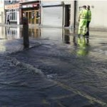 burst pipe Llanelli 150x150 Water leak in Wales leaves locals high and dry