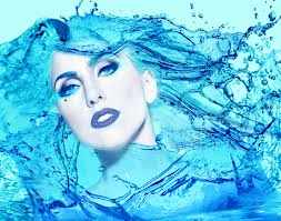 bottled water brand Lady Gaga
