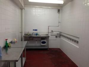 Water Cooler Sanitisation Room 4