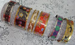 water bottle bangle Artistic Water Bottles – Make Your Waste Mean More