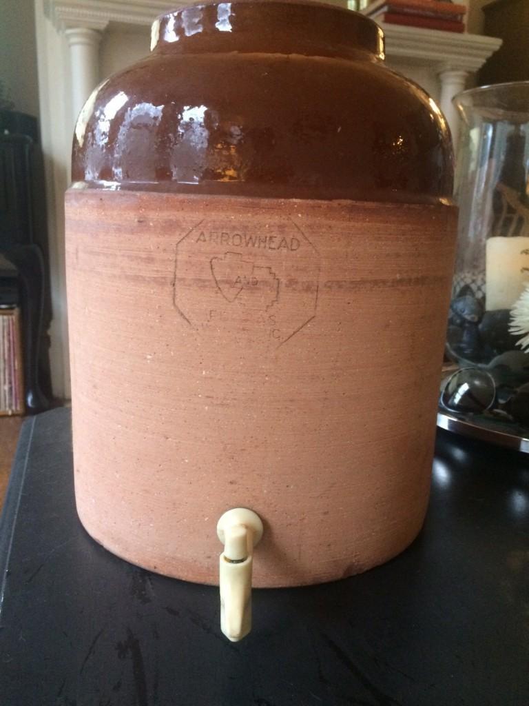 Arrowhead Ceramic Water Dispenser