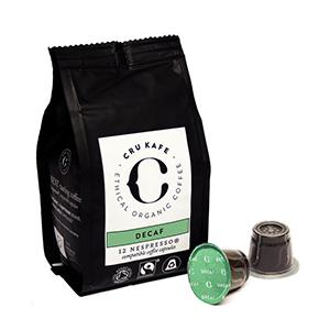 CruKafe Decaf Roast Nespresso Compatible Pods