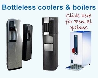 Bottleless water coolers for London