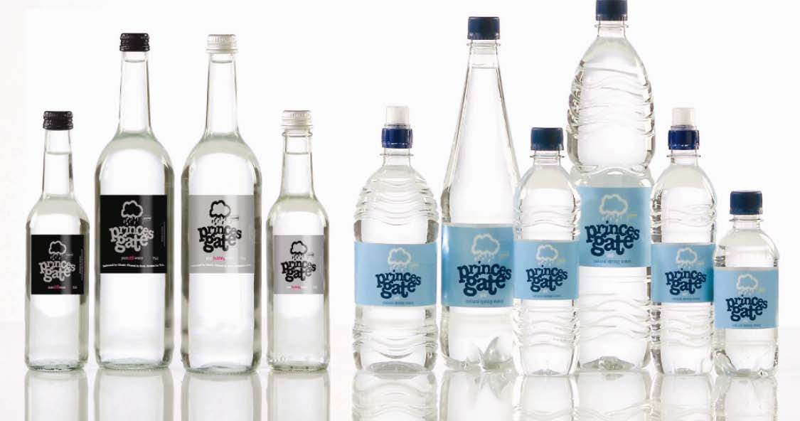 princes gate small pack high res Princes Gate Spring Water available now