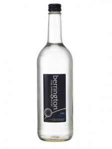 berrington spring water 750ml sparkling glass 225x300 Our Range of Small Pack Bottled Spring Water