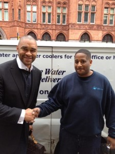 The Water Delivery Company and Paul Elliott