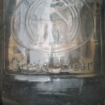 Great Bear Glass water cooler bottles - Detail