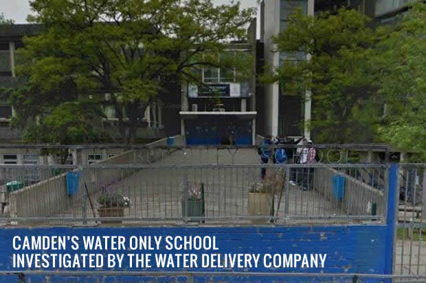 water only school