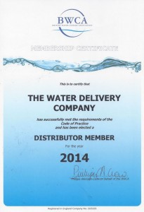 the water delivery company 2014 bwca 205x300 2014 BWCA Audit Distributor status achieved