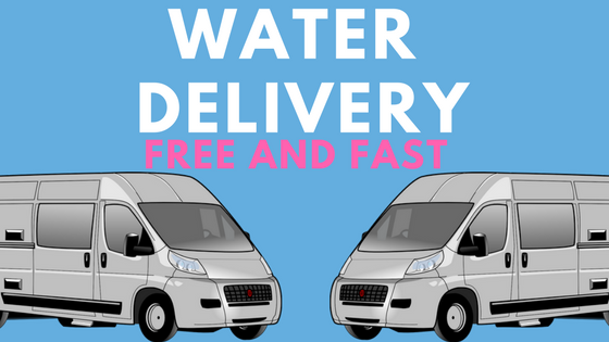 water delivery-free-and-fast