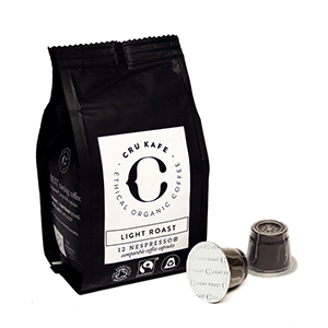 CruKafe Light Roast Nespresso Compatible Pods
