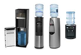 Bottled Water Cooler Rental